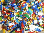 Lego Bulk Lot 20 Lbs With 20 Random Minifigs Genuine Authentic Legos Parts And Pcs