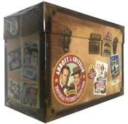 Abbott And Costello The Complete Collection 28 Movies 15-disc Dvd Box Set