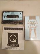 Madonna Cassette The Immaculate Collection Manufactured In The Philippines