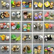 Fisher-price Little People And Zoo Farm Animal Disney Doll Princess Figure Toys