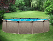 15and039 X 52 Above Ground Pool Package 40 Yr Warranty Regency