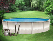 12and039 X 52 Above Ground Pool Package W/filter System Ll Warranty Espirit Ii