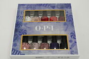 Opi Holiday And03918 Nutcracker Nail Lacquer Collection Set Of 10 Minis 3.75 Ml