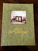 Kittinger Furniture A Study In Photographs Catalog 80 1950 Hc Period Pieces