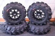 Can Am Defender Hd8 25 Executioner Atv Tire And Sti Hd4 Wheel Kit Can1ca