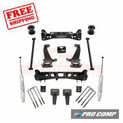 Pro Comp 6 Lift Kit W/front Strut Spacers And Rear Es Shocks 15-19 Ford F-150 2wd