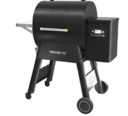 Traeger Grills Ironwood 650 Wood Pellet Grill And Smoker With Alexa And Wifire