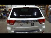 Tailgate With Rear View Camera White Fits 11-13 Grand Cherokee 740920