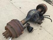 Ref Meritor-rockwell Ms1914x 2012 Axle Assembly Rear Rear 1930741
