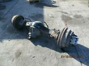 Ref Isuzu Npr 2014 Axle Assembly Rear Rear 1903187