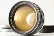 【excellent+5】 Canon 50mm F0.95 Dream Lens Conversion To Leica M Mount From Japan