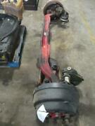 Ref Meritor-rockwell Mfs-10-143a 2010 Axle Assembly Front Steer 1009057