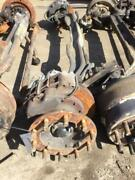 Ref Meritor-rockwell Mfs-08-153b-n 2016 Axle Assembly Front Steer 2038099