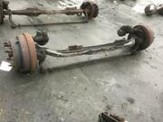 Ref Meritor-rockwell Mfs-12-143a-n 2012 Axle Assembly Front Steer F12e0499
