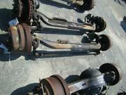 Ref Meritor-rockwell Mfs-10-143a 2006 Axle Assembly Front Steer F06e0408