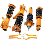 Assembly Coilover Kits For Honda Acura 2001-2006 Coil Spring Struts Adjustable