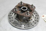 1998 Yamaha Grizzly 600 Right Front Brake Hub/disc 4wv-25111-00-00