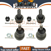 Moog 4pcs Front Suspension Ball Joint For 2000-01 Dodge Ram 1500 Replacement_pr