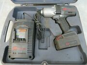 Ingersoll Rand W7000 High Torque 1/2 Impact Gun W/ Battery And Charger
