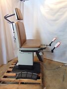 Midmark 75 Anniversary Model 419 Power Examination Chair With Foot Control S5841