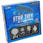 Star Trek Attack Wing Federation Faction Pack - To Boldly Go