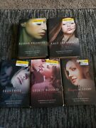 Lot Of 5 Vampire Academy Hc And Sc Books By Richelle Mead