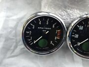 Smiths 1971-1974 Norton Commando Tachometer Only Being Sold In This Auction