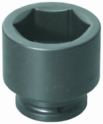 Williams 8-6256 1-1/2 Drive Impact Socket 6 Point 8-inch