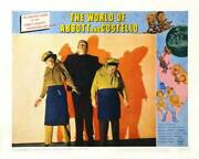 16mm Feature The World Of Abbott And Costello 1965