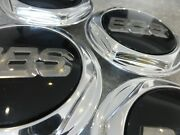 Bbs Rs Hex Nut Rm Center Caps 16v G60 Golf Mki Turbo E30 Oz Ats Vr6 Rc