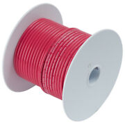 Ancor Red 16 Awg Tinned Copper Wire - 250and039