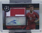2021 Museum Collection Joshua Kimmich Patch Auto 11/25