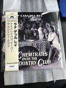 Lana Del Rey Chemtrails Over The Country Club Vinyl Lpandnbsp Assai Edition Le