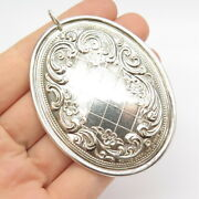 925 Sterling Silver Vintage Towle 1975 Christmas Ornament / Pendant