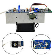 150w Stereo Rf Fm Transmitter Amplifier 76m-108mhz Frequency Radio Station Modul