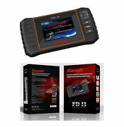 Fd Ii Obd Diagnostic Tester Fits At Ford Town Car, Incl. Service Functions