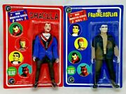 Fx Show Exclusive Classic Tv Toys Dracula Frankenstein Mad Monster Series 1970s