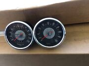 1966 Triumph Smiths T120 Tr6 Speedometer And Tach / Also 1966-1969 T100 Twin 500cc