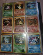 Pokemon Card Collection Binder Lot Vintage Wotc Everything Included Read Desc