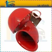 12v 115db Electric Bull Horn Universal For Car Motorcycle Boat Suv Rv Yacht Air