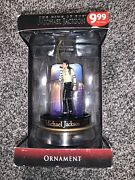 Michael Jackson The King Of Pop Collectable Christmas Ornament