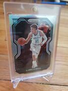 Lamelo Ball Silver 2020-21 Panini Prizm Rookie Card Charlotte Hornets Rc Holo