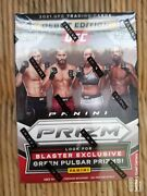 2021 Panini Prizm Ufc Blaster Debut Edition 🔥🔥🔥 Sealed New