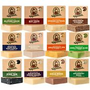 Pick 2 Dr. Squatch Menand039s Soap Bars 5oz - Free Shipping - New Look Same Squatch