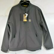 Crowley Soft Shell Jacket Ct102199 Mens Size Xl Gray New With Tags