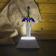 The Legend Of Zelda Master Sword Light Collectible Usb Cord Or Battery Powered