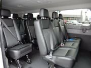 2015-2020 Ford Transit Passenger Van Genuine Leather- All Seats Pulled Out