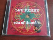 Lee Scratch Perry - Son Of Thunder 2 Cds New And Sealed Reggae Dub