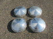 1969-1974 Mopar Dodge Plymouth Poverty Dog Dish Hubcaps Hemi 9 A And B Bodies