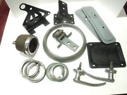 Vintage 1948-51 Willys Jeepster Grab Bag/ Box/lot Of Misc. Various Parts.3